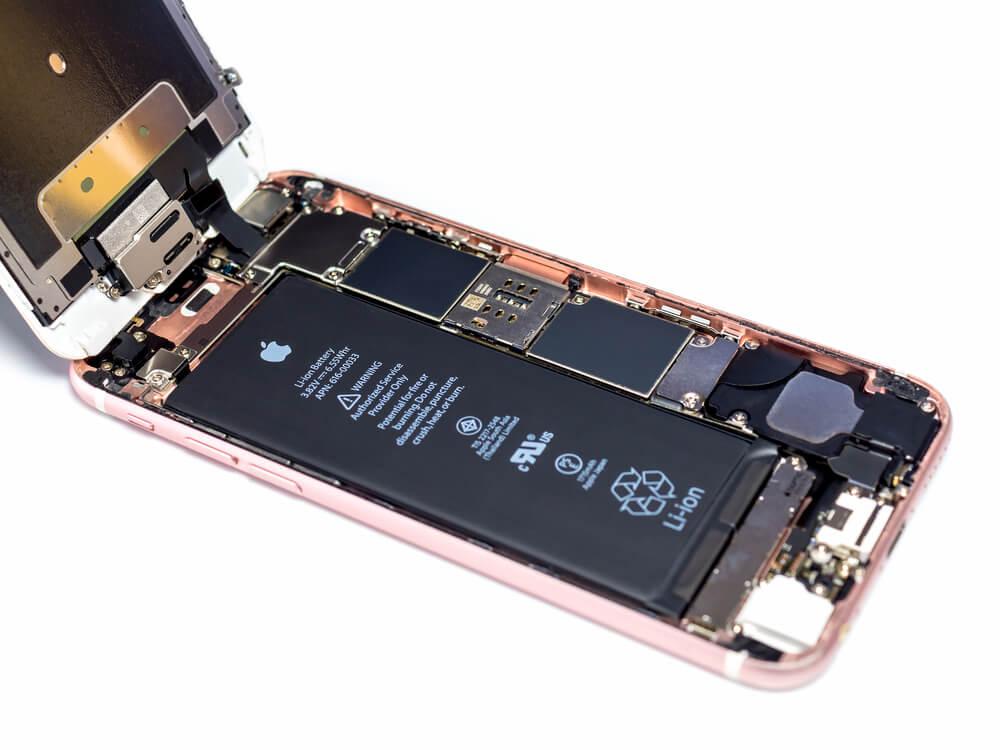 Problemy z bateria w iPhonie
