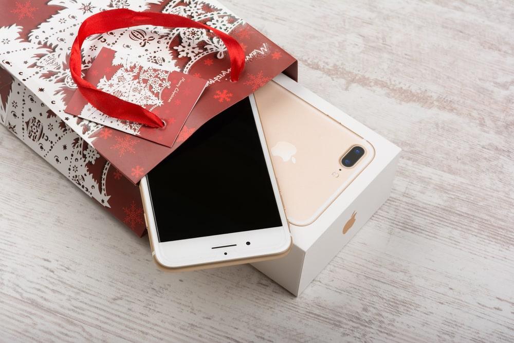 iPhone na swiateczny prezent