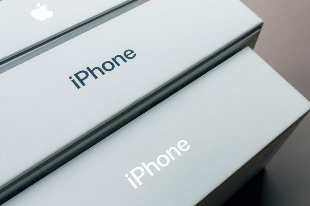 Problemy z automatyzacja produkcji iPhoneow