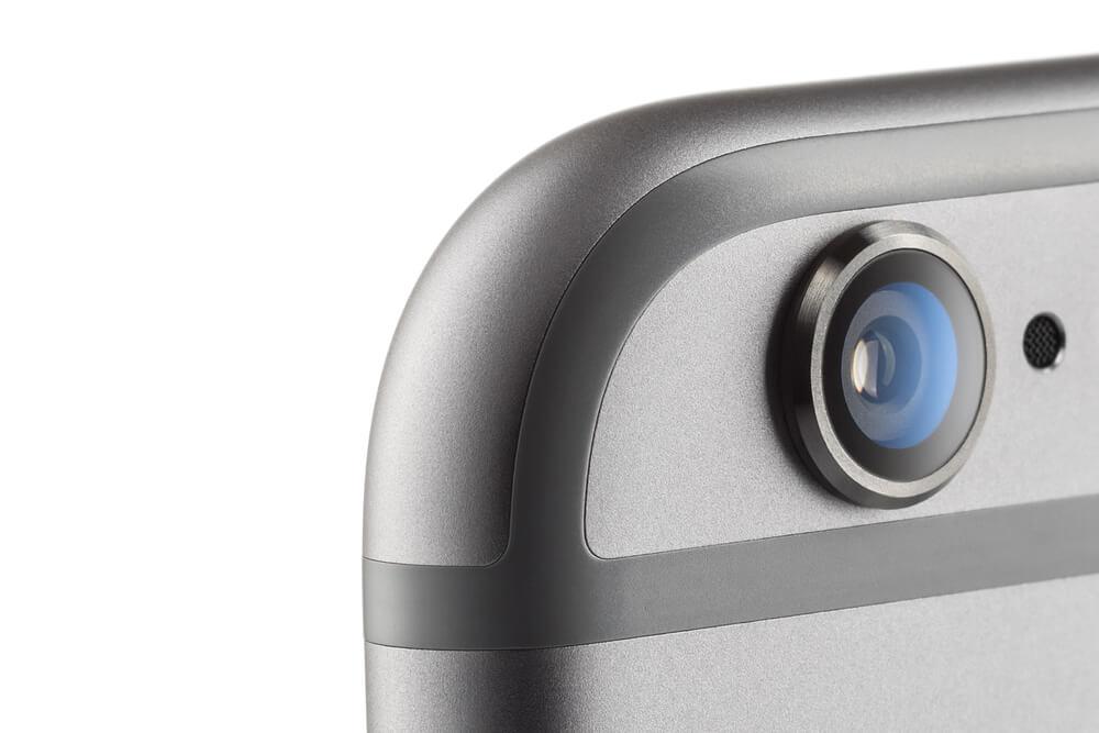 aparat w iPhonie