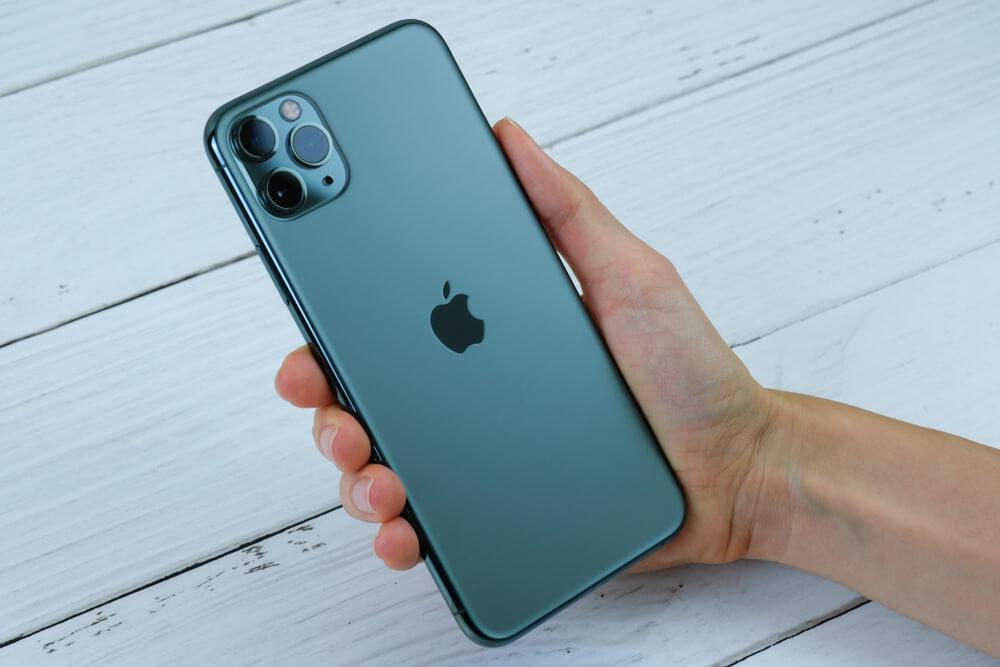 wymiana baterii w iPhonie